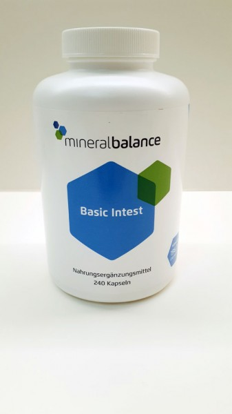 Basic Intest von Mineral Balance